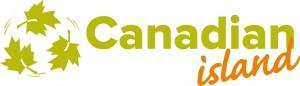 LOGO CANADIAN island