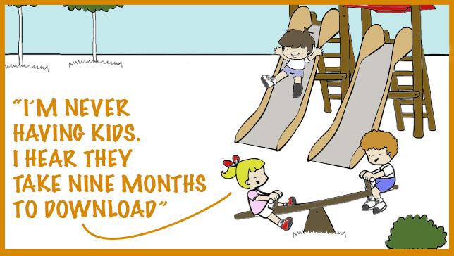 mai fare figli