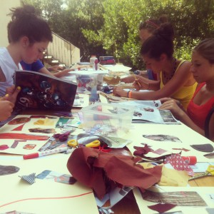 fashion workshop tuscany kids