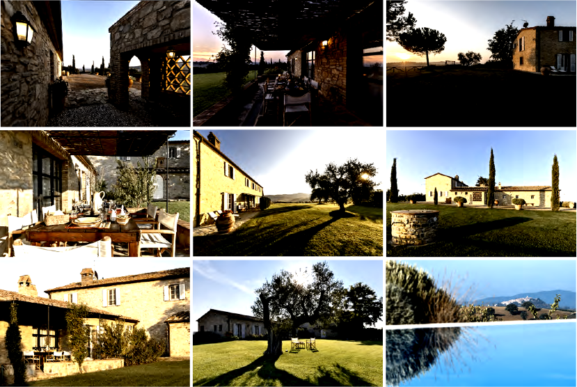 Villa in the Tuscan Countryside